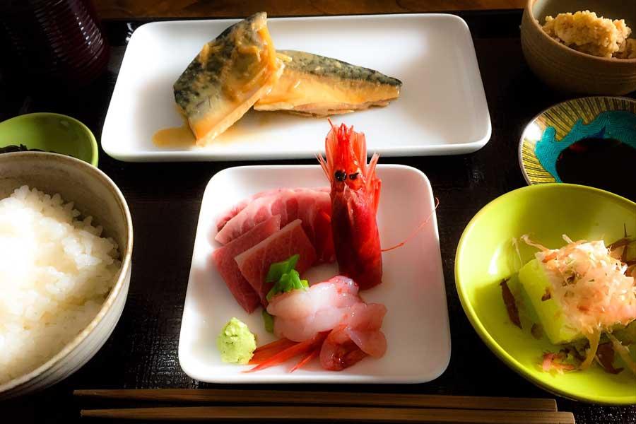 ristorante yuzuya la cucina giapponese di casa teishoku