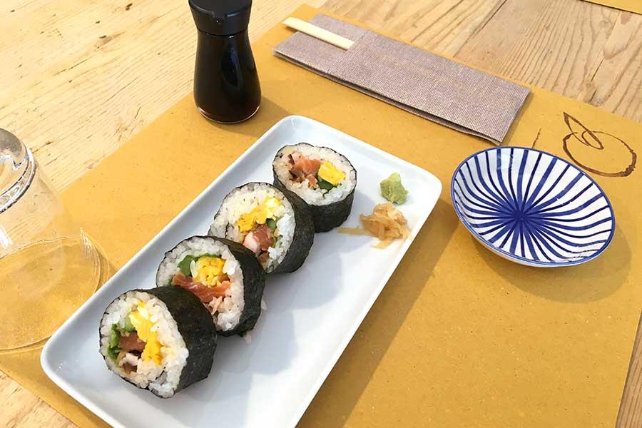 Ristorante yuzuya la cucina giapponese di casa for Case giapponesi antiche